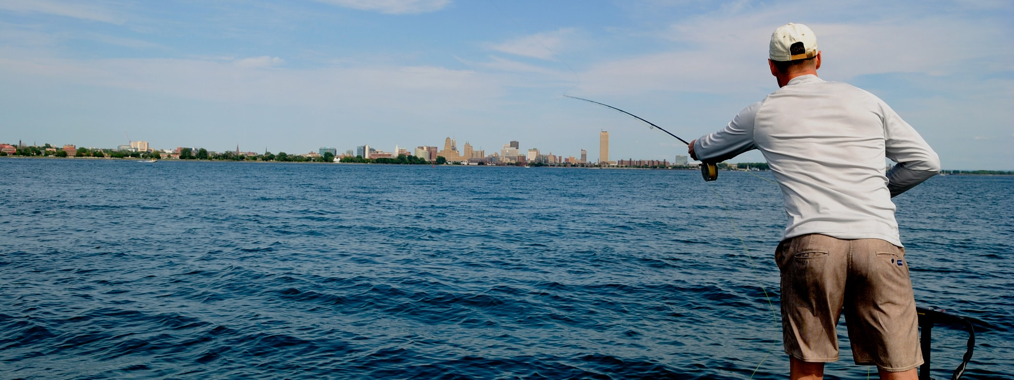 wny guided fishing trips charters brookdog fishing co