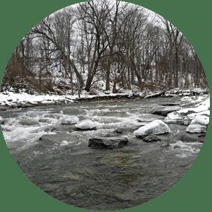 WNY Winter Fishing Season