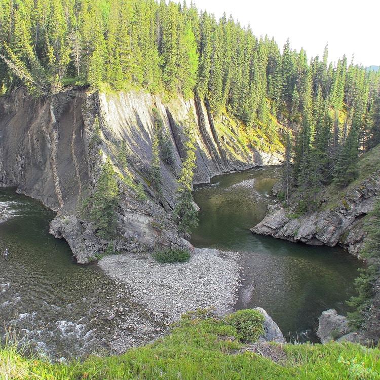 Brookdog Fishing Adventure Locations