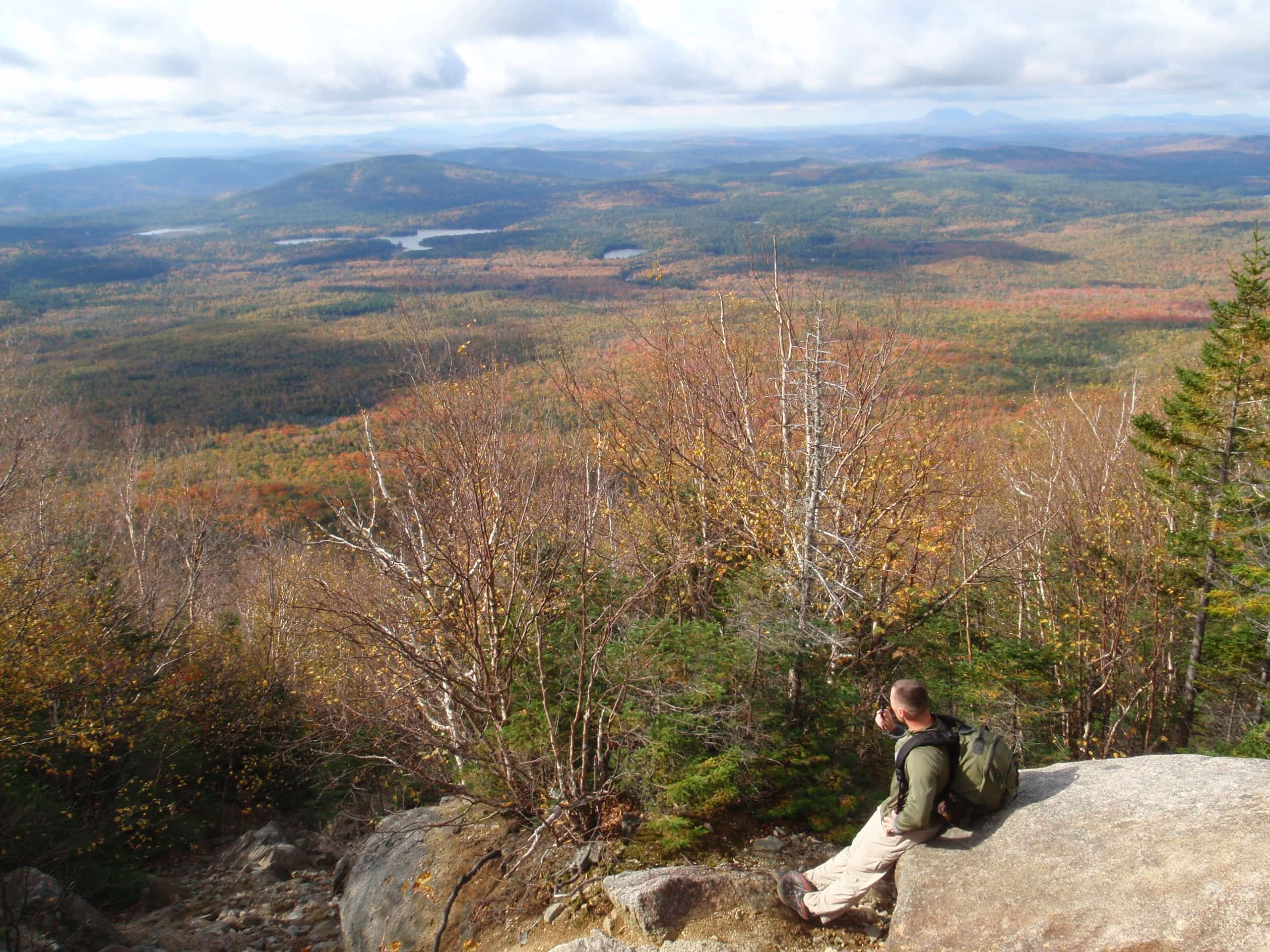 Fall Foliage in ME - What a Sight to Behold