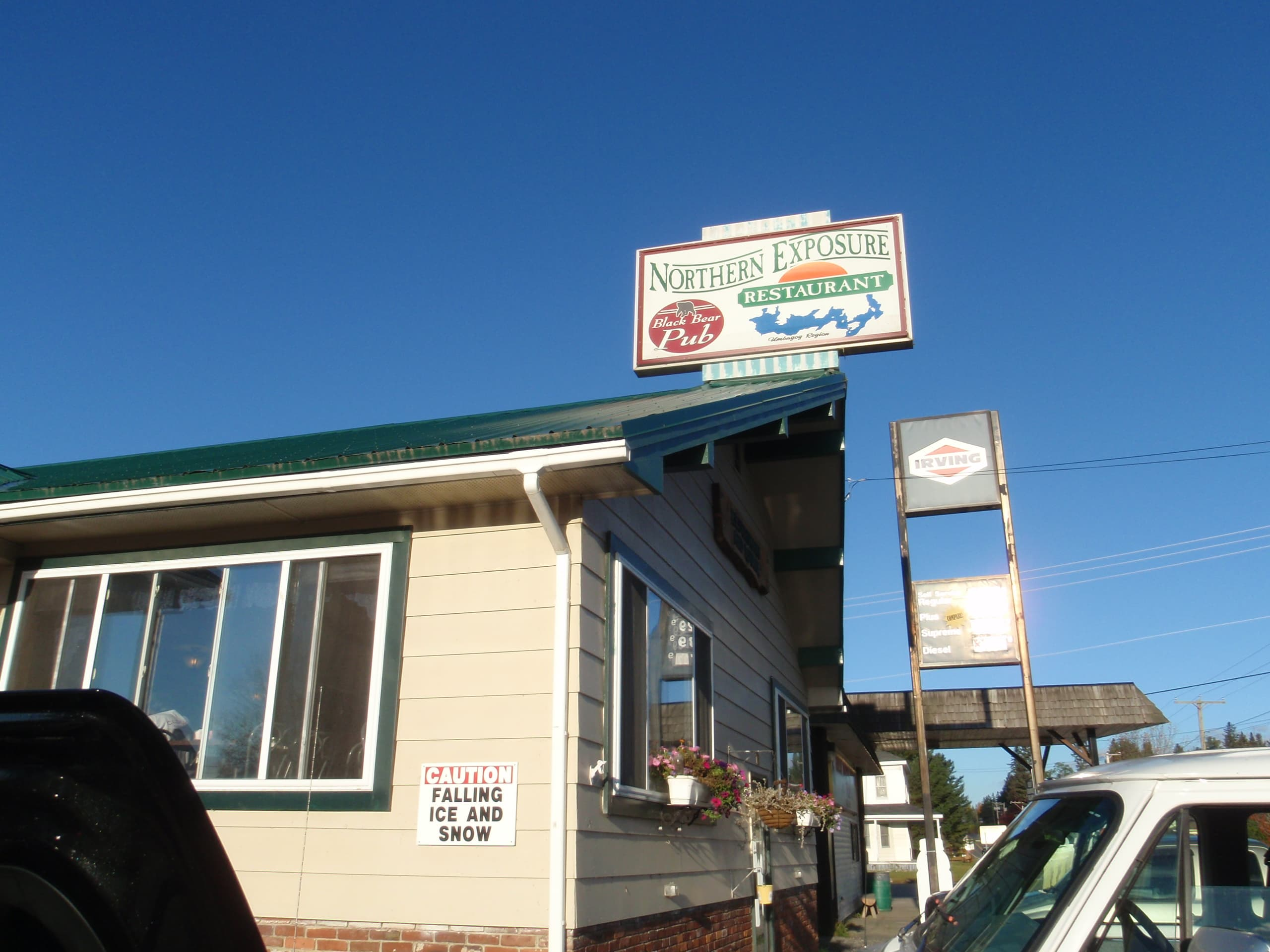 One of the Many Mom-and-Pop Diners we Visited