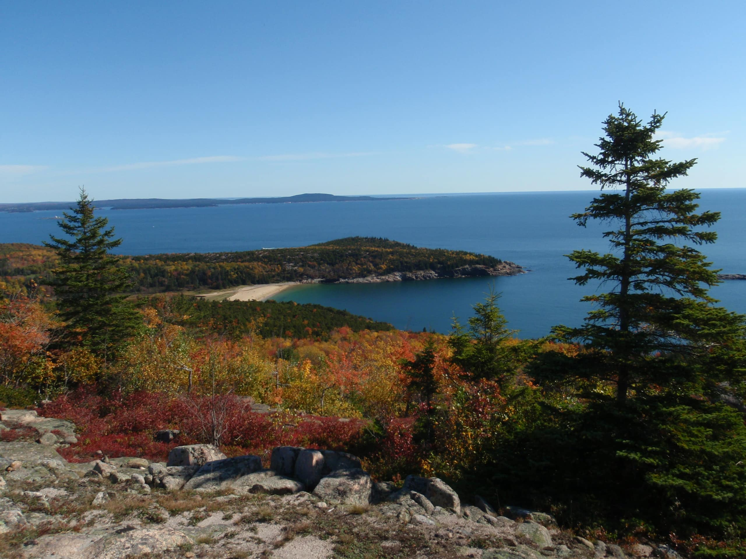 Acadia National Park - The End of a Bender to Remember