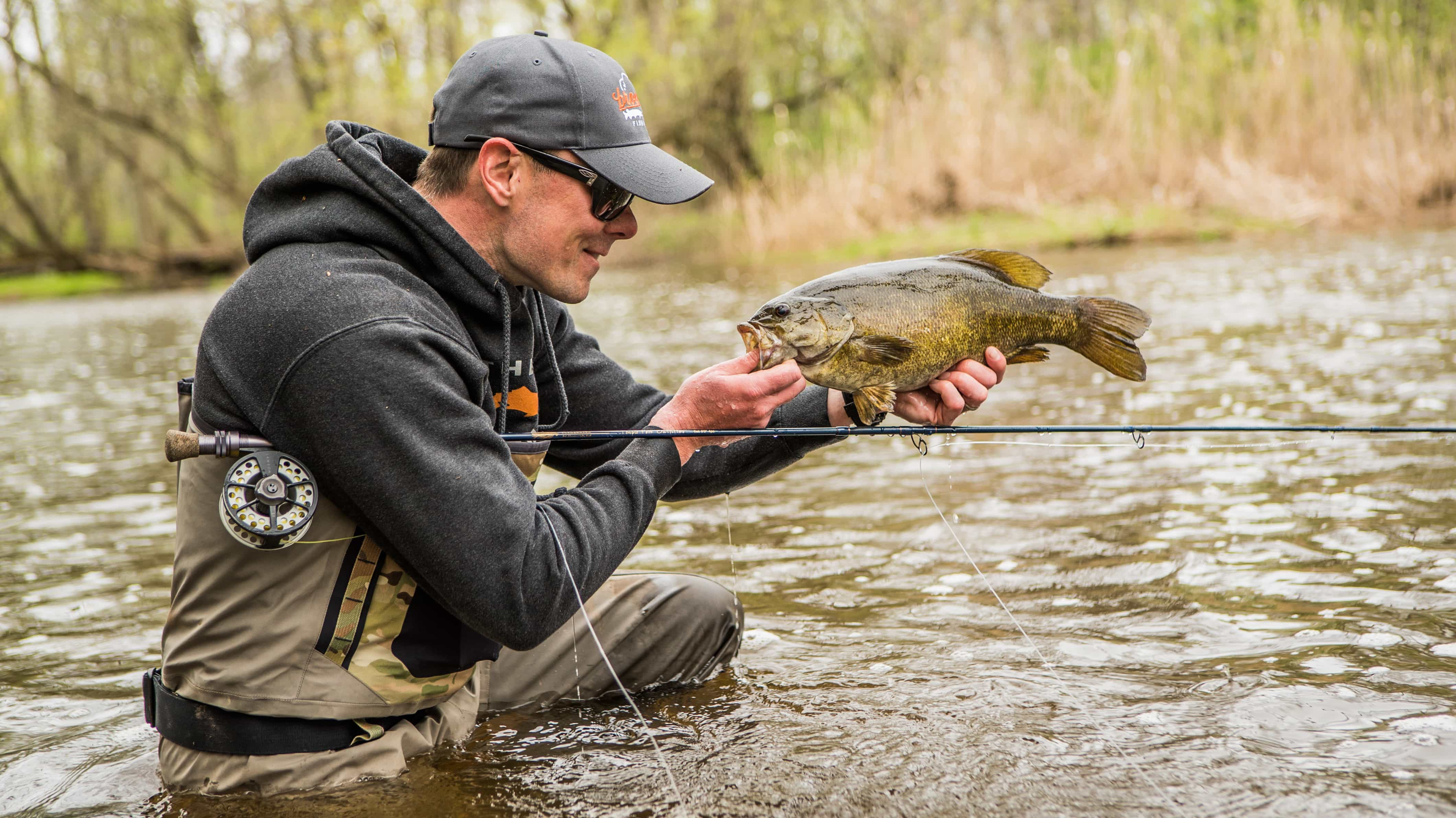 A Year of Fishing in Buffalo Niagara : Rediscover Your Region 10