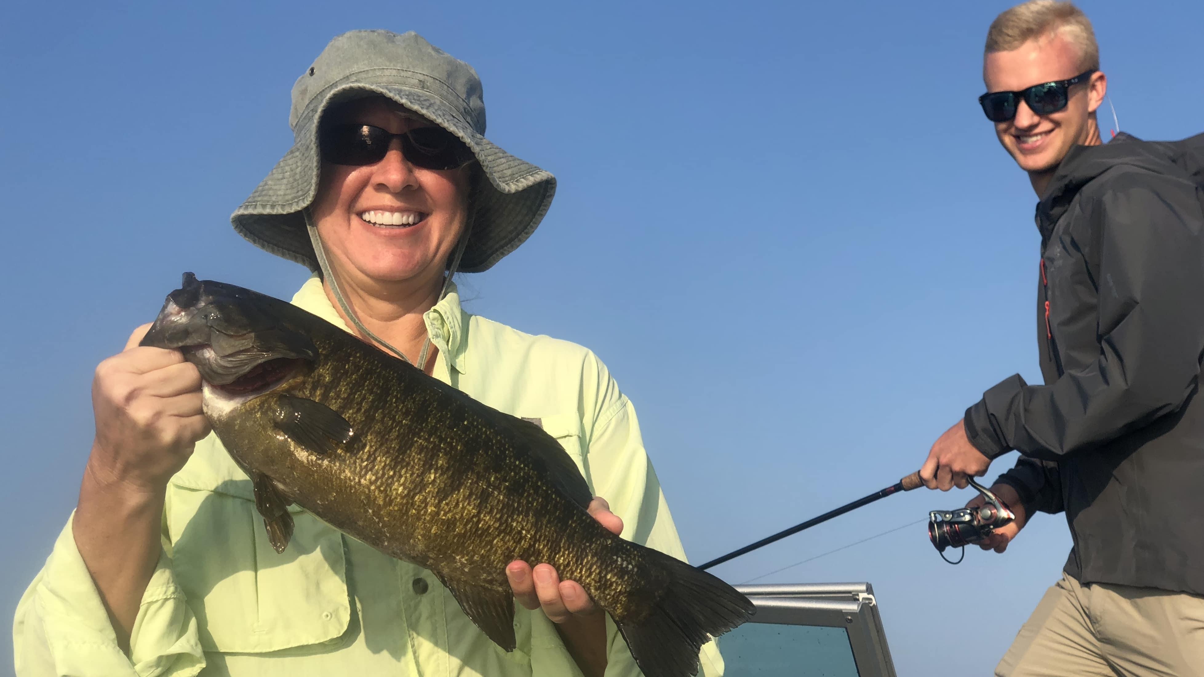 Late Summer Fishing In Buffalo Niagara